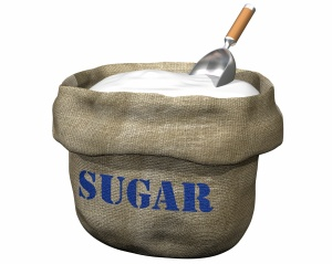 Sack of sugar